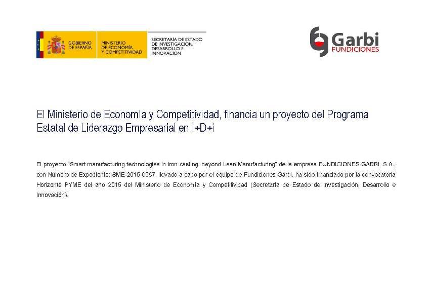 Programa Estatal de Liderazgo Empresarial en I+D+i